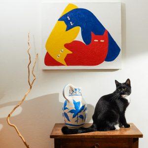Cat Triangle